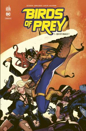 Birds of Prey - Rebirth