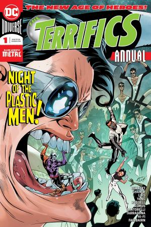 The Terrifics 1 Issues V1 - Annuals (2018 - Ongoing)