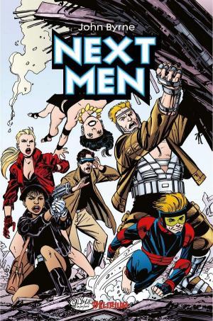 Next Men 1 TPB Hardcover (cartonnée)