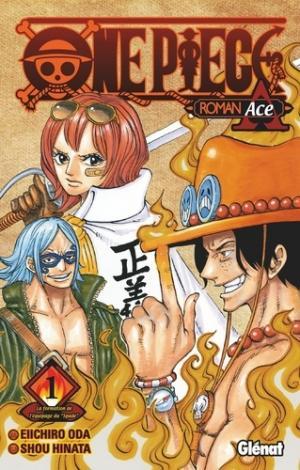 One Piece - Roman Ace 1 simple
