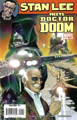 Stan Lee Meets Doctor Doom # 1 Issues