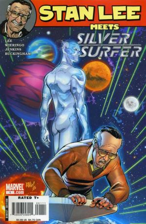 Stan Lee Meets Silver Surfer # 1 Issues
