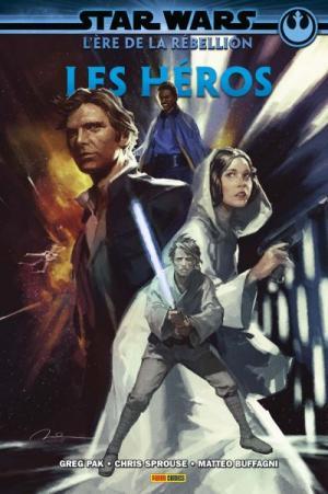 Star Wars - L'ère de la rébellion - Les héros