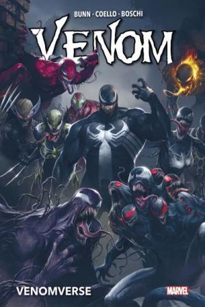 Venomverse  TPB Hardcover (cartonnée)