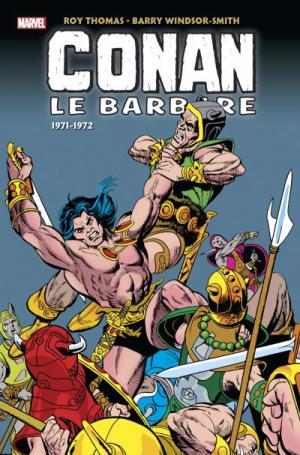 Conan Le Barbare 1971 TPB Hardcover - Intégrale