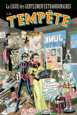 La Ligue des Gentlemen Extraordinaires - La Tempête  TPB Hardcover (cartonnée)