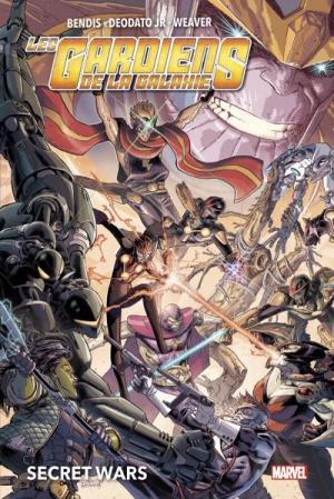 Les Gardiens de la Galaxie - Secret wars  TPB Hardcover (cartonnée)