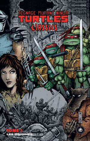 Les Tortues Ninja édition TPB Hardcover (cartonnée) - Issues V1