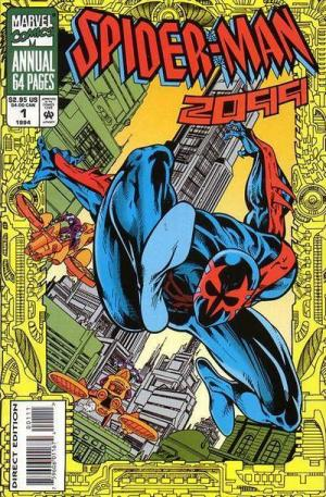 Spider-Man 2099 édition Issues V1 - Annual (1994)