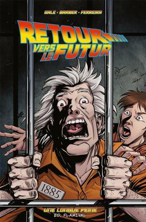 Retour Vers le Futur 5 TPB softcover (souple)