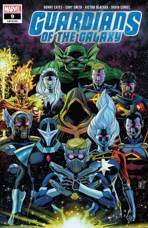 Les Gardiens de la Galaxie # 9