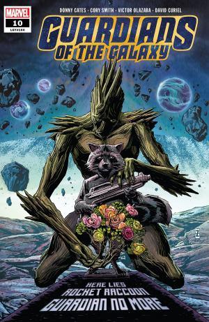 Les Gardiens de la Galaxie # 10