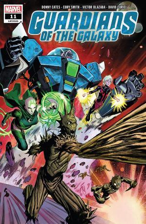 Les Gardiens de la Galaxie # 11 Issues V6 (2019 - Ongoing)