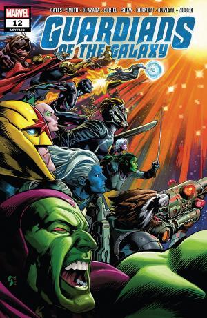 Les Gardiens de la Galaxie # 12