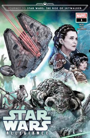 Star Wars - Allegiance édition Issues