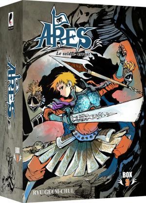 Ares Le Soldat Errant # 3