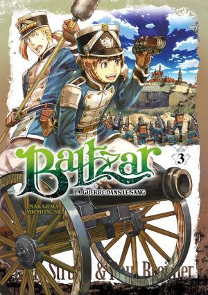 Baltzar : la guerre dans le sang 3 simple