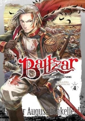 Baltzar : la guerre dans le... T.4