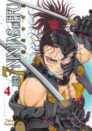 Les 7 ninjas d'Efu # 4