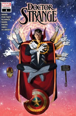 Docteur Strange édition Issues V8 - Annuals (2019 - Ongoing)