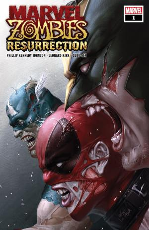 Marvel Zombies - Resurrection édition Issue (2019)