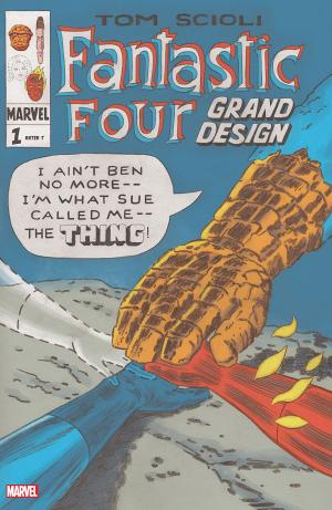 Fantastic Four - Grand Design édition Issues (2019)