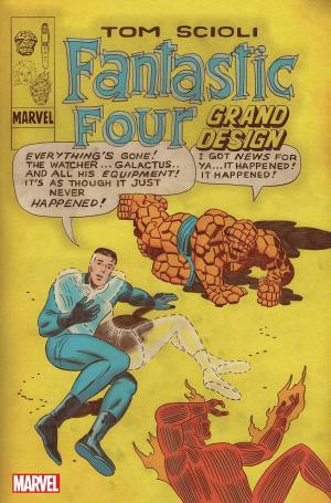 Fantastic Four - Grand Design 2 Issues (2019)