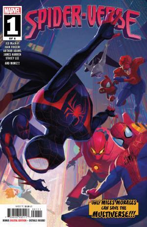Spider-Man - Spider-Verse 1