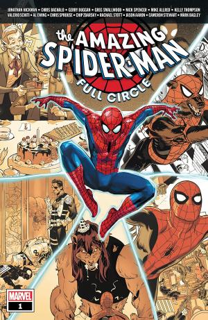Amazing Spider-Man - Full Circle  Issue (2019)
