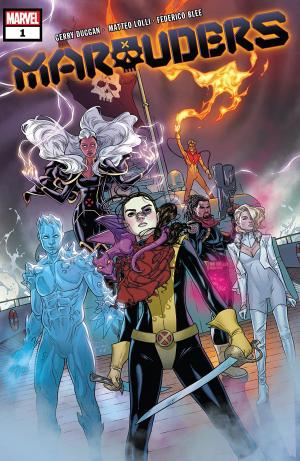 Marauders 1 Issues (2019 - Ongoing)