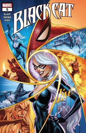 Black Cat # 5 Issues (2019 - Ongoing)