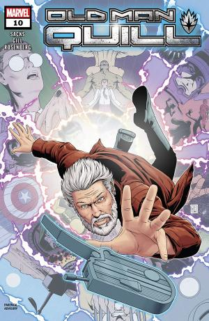 Old Man Quill # 10 Issues (2019 - Ongoing)