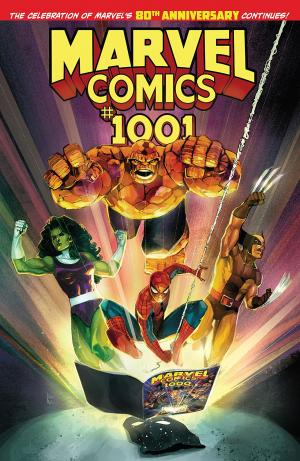 Marvel Comics # 1001 Issues V2 (2019 - Ongoing)