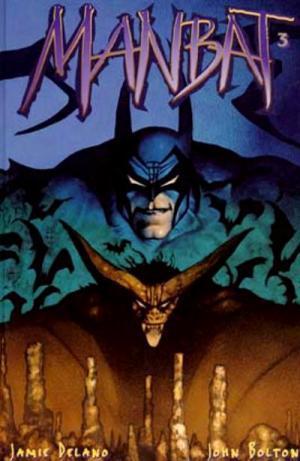 Batman - Manbat