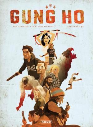 Gung Ho édition Intégrale 2019