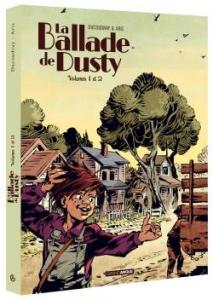 La ballade de Dusty  coffret