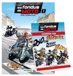 Les fondus de moto 1 calendrier 2020