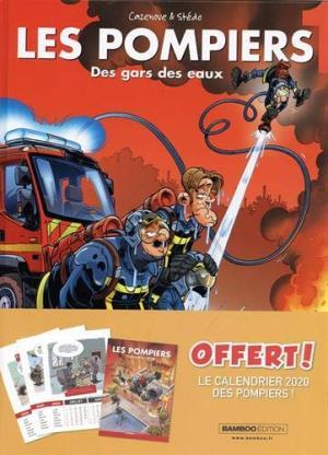 Les pompiers 1 calendrier 2020