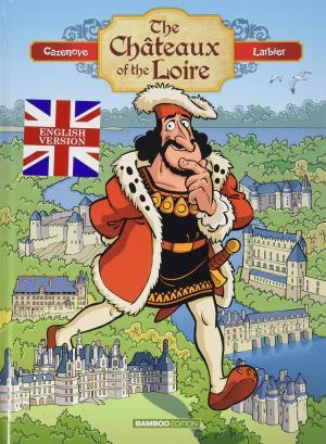 Les châteaux de la Loire 1 anglaise