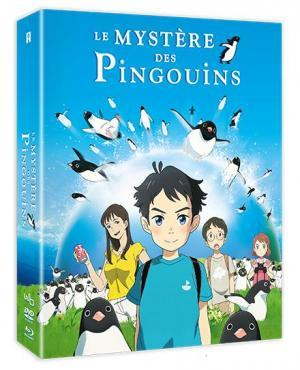 Le Mystère des pingouins édition Collector Version Longue limitée et numérotée