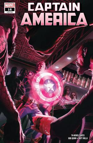 Captain America # 16 Issues V9 (2018 - Ongoing)