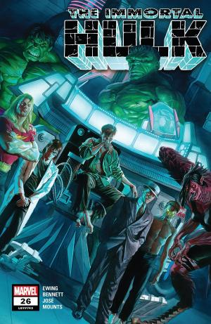Immortal Hulk # 26 Issues (2018 - Ongoing)