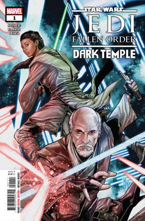 Star Wars - Jedi Fallen Order - Dark Temple 1 Issues (2019)