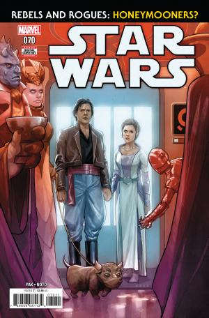 Star Wars # 70 Issues V4 (2015 - Ongoing)