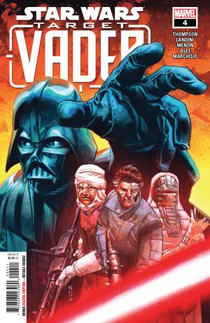 Star Wars - Target Vader # 4 Issues (2019)