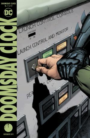 Doomsday Clock # 11 Issues (2017 - 2018)