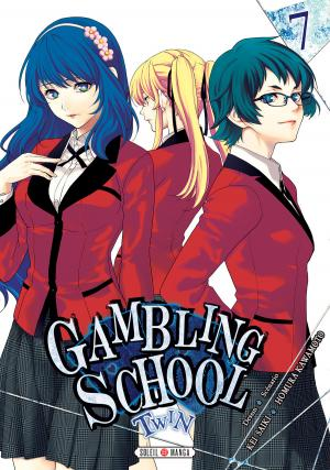 Gambling School Twin 7 Simple