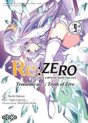 Re:Zero - Re:Life in a different world from zero - Troisième arc : Truth of Zero # 9