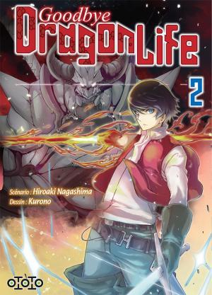couverture, jaquette Goodbye Dragon Life 2  (Ototo Manga)