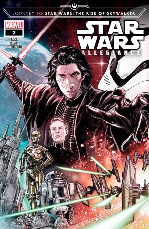 Star Wars - Allegiance # 2 Issues